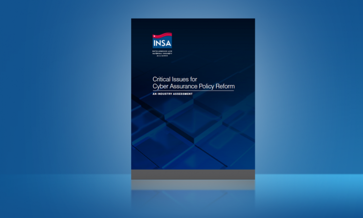 Critical Issues for Cyber Assurance Policy Reform