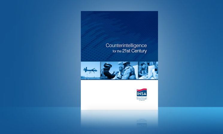 Counterintelligence for the 21st Century