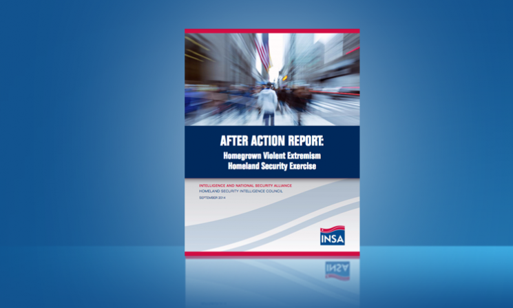 After Action Report: Homegrown Violent Extremism Homeland Security Exercise