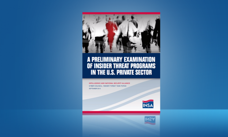 A Preliminary Examination of Insider Threat programs in the U.S. Private Sector