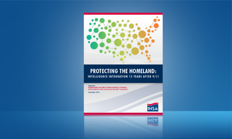 Protecting the Homeland: Intelligence Integration 15 Years after 9/11