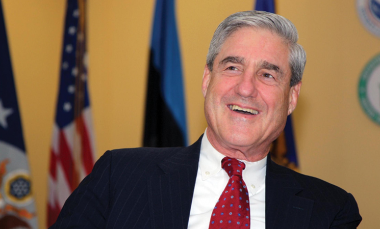 Robert Mueller to Receive 2017 William Oliver Baker Award