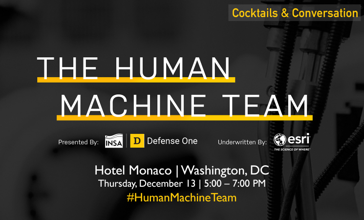 The Human Machine Team: The Analyst of Today and Tomorrow