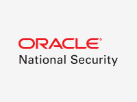 Oracle National Security Logo