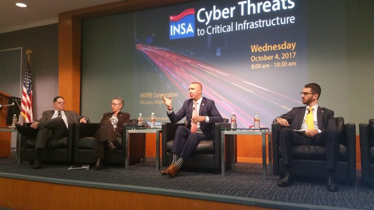 "INSA Discusses ""Cyber Threats to Critical Infrastructure"""