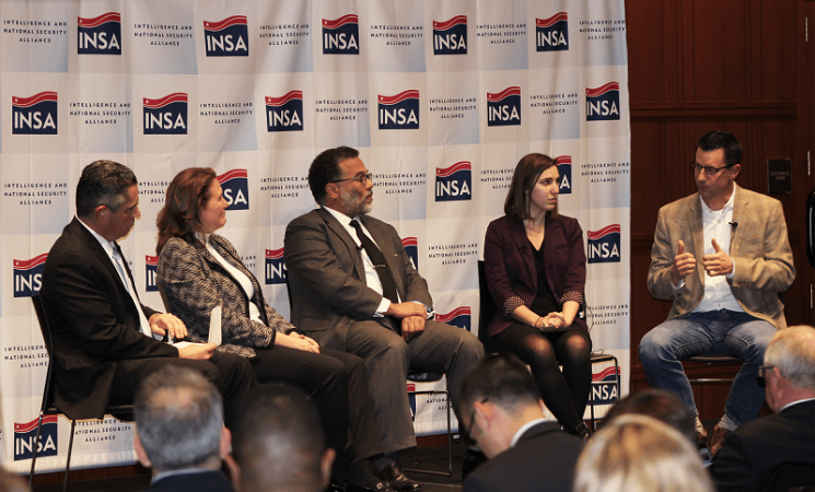 "ClearanceJobs Covers INSA's ""Serving Your Country"" Panel"