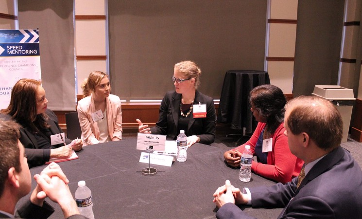 INSA Speed Mentoring Event