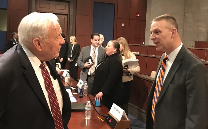 Charlie Allen Testifies Before U.S. House Homeland Security Subcommittee