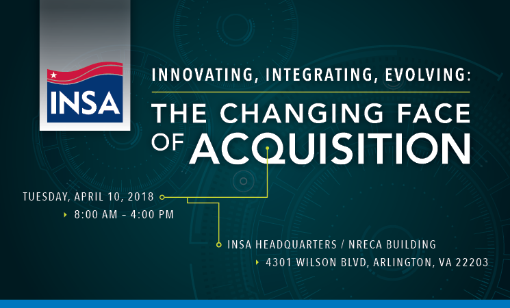 Innovating, Integrating, Evolving: The Changing Face of Acquisition