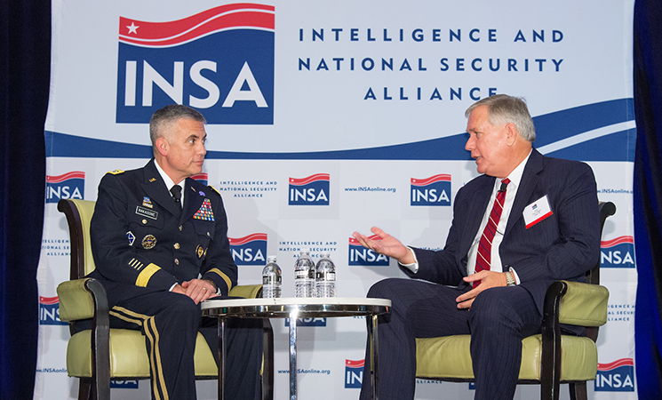 NSA Director Shares His Vision for NSA and USCYBERCOM