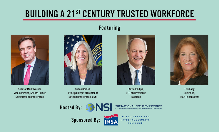 Building a 21st Century Trusted Workforce Breakfast Panel