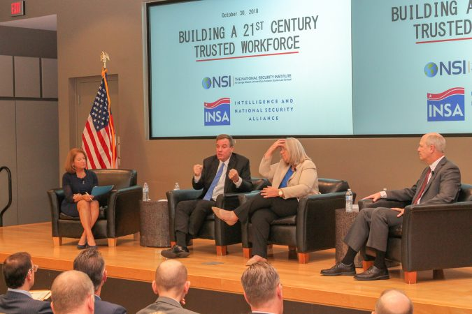 Building a 21st Century Trusted Workforce Panel