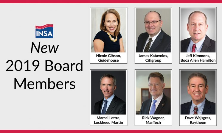 Intelligence and National Security Alliance Welcomes New Board Members