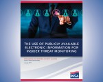 New INSA Report Examines Use of Publicly Available Electronic Information for Security Determinations, Insider Threat
