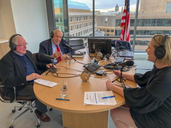 INSA Leaders Discuss Security Clearance Reform on Insights & Intelligence Podcast