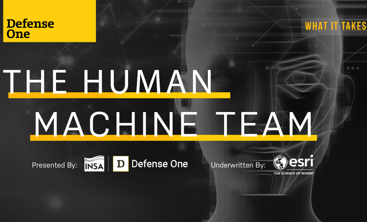 The Human Machine Team: What It Takes