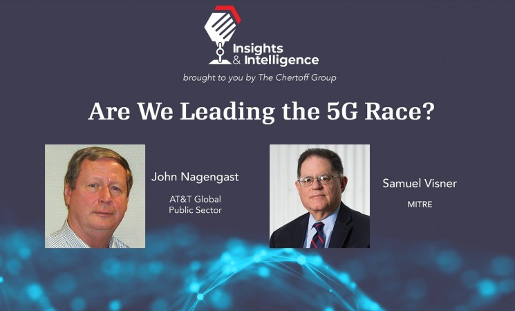 INSA Cyber Council Members Weigh In On 5G Podcast
