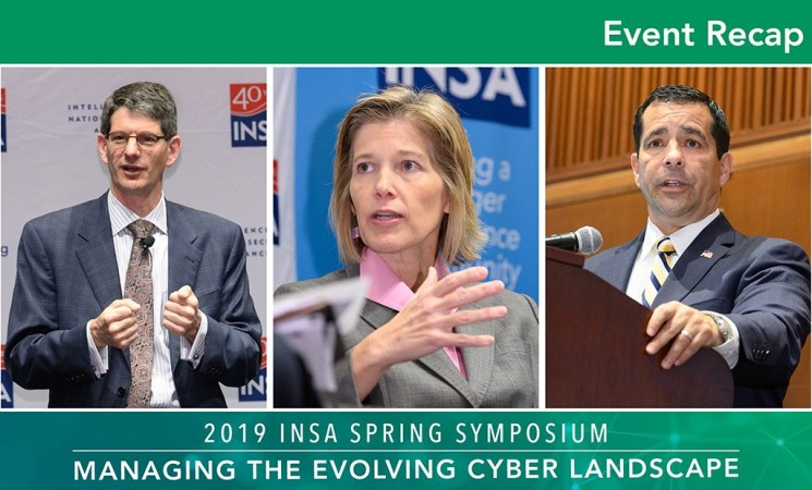 Managing the Evolving Cyber Landscape Recap