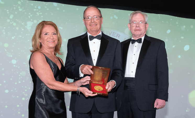 2019 William Oliver Baker Award Dinner Recap
