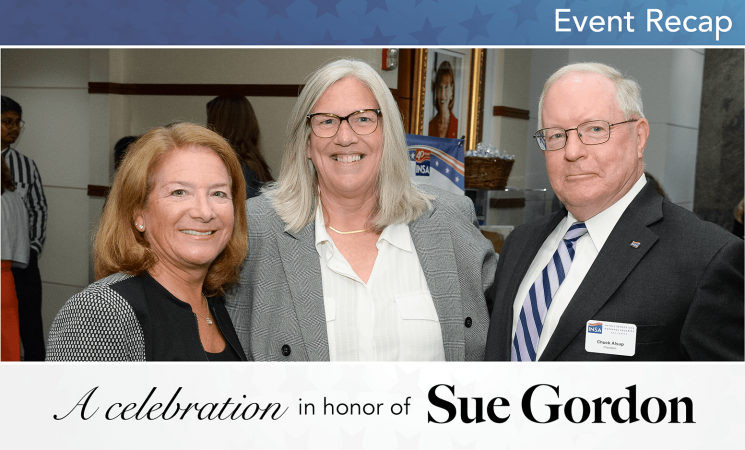 Sue Gordon Celebration Recap