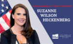 Suzanne Wilson Heckenberg Selected as INSA President