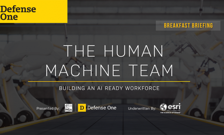 The Human Machine Team: Building an AI Ready Workforce
