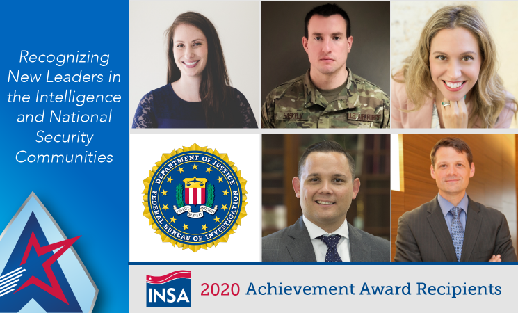 2020 INSA Achievement Awards