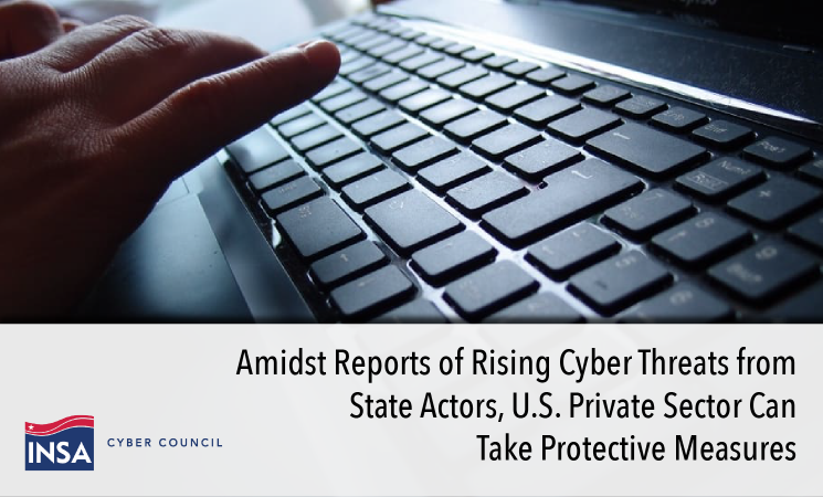 New Cyber Council Paper Advises Private Sector to Strengthen Cybersecurity Posture