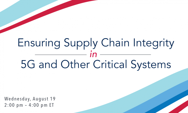 Supply Chain Panel Discussion Rescheduled