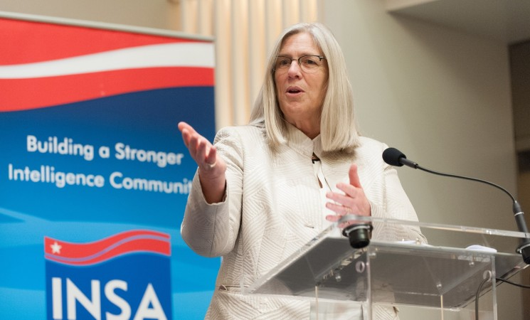 INSA Taps Sue Gordon to Serve as Senior Intelligence Advisor