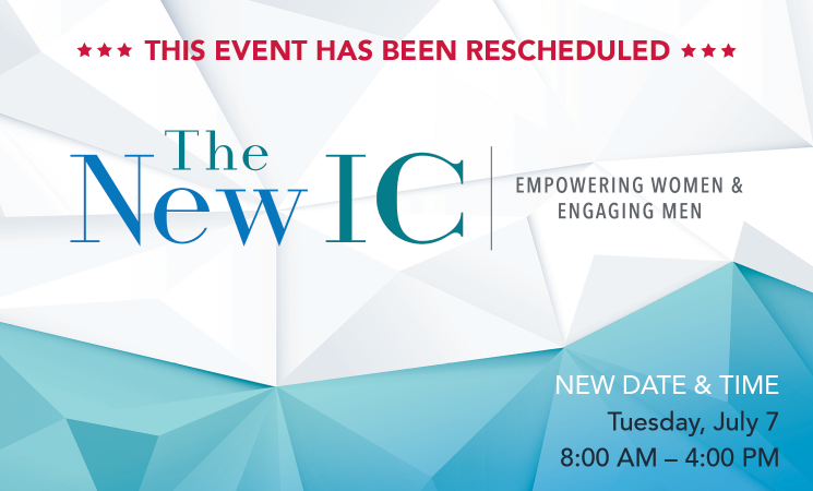 New IC: Empowering Women and Engaging Men