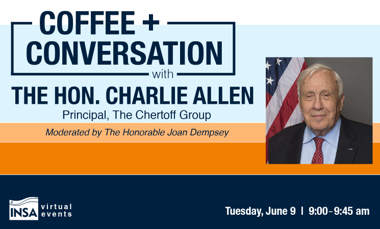 Coffee & Conversation with The Hon. Charlie Allen
