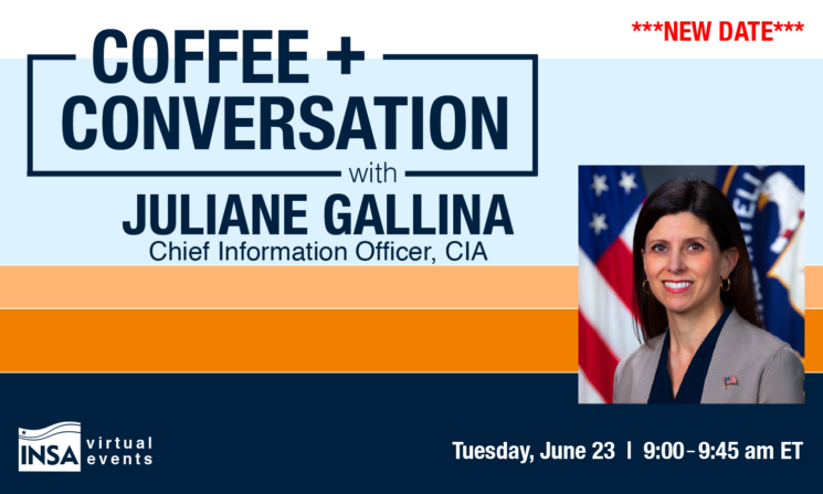 Coffee & Conversation with Juliane Gallina