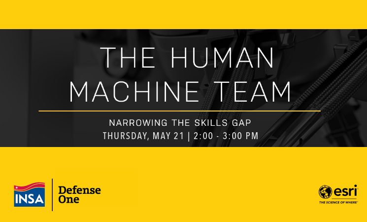 Human Machine Team: Narrowing the Skills Gap