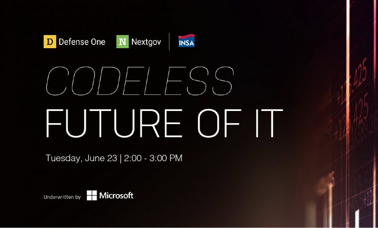 Codeless Future of IT