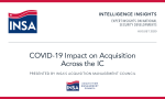 New Paper Examines Impact of COVID on IC Acquisition