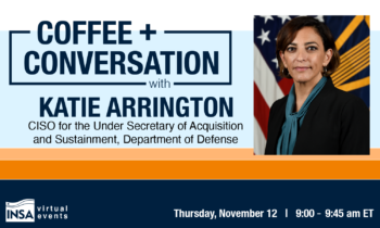 Coffee & Conversation with Katie Arrington