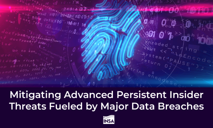 Mitigating Advanced Persistent Insider Threats