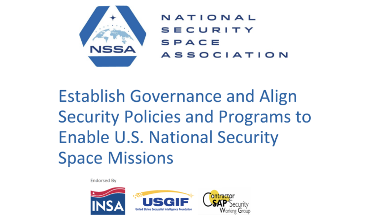 INSA Endorses New NSSA White Paper