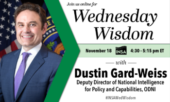 Wednesday Wisdom with Dustin Gard-Weiss
