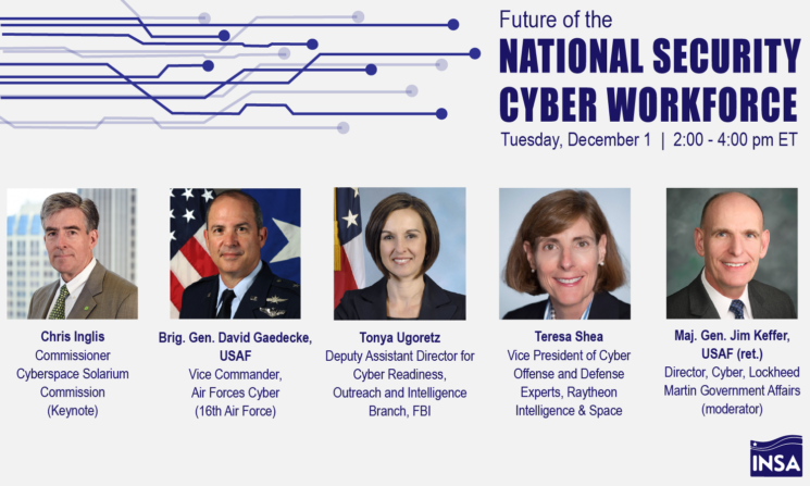 Future of the National Security Cyber Workforce
