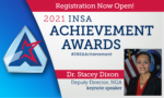 Registration Now Open for 2021 INSA Achievement Awards