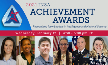 2021 INSA Achievement Awards