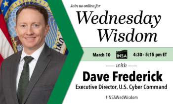 Wednesday Wisdom with Dave Frederick