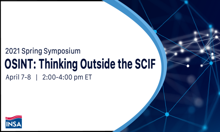 OSINT: Thinking Outside the SCIF