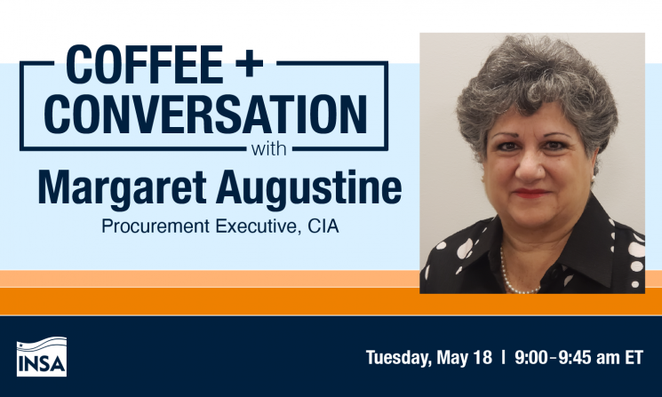 Coffee & Conversation with Margaret Augustine