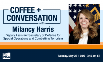 Coffee & Conversation with Milancy Harris