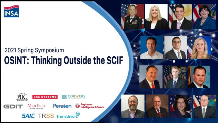 2021 Spring Symposium Spotlights the OSINT Advantage