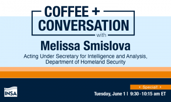 Coffee & Conversation with Melissa Smislova