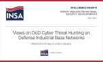 Recommendations for DoD Cyber Threat Hunting Program on DIB Networks